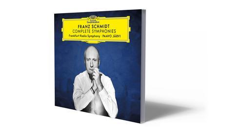CD-Cover Schmidt - Sinfonien