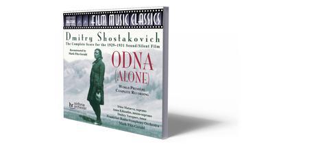 CD-Cover Odna
