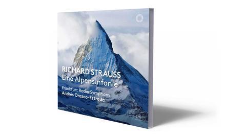 CD-Cover Strauss - Alpensinfonie