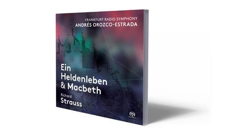 CD-Cover Heldenleben / Macbeth