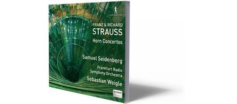 CD-Cover Hornkonzerte