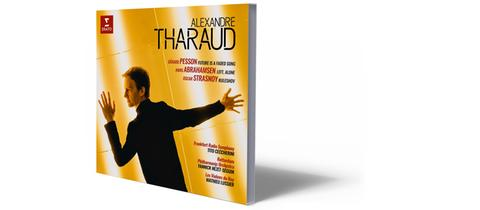 CD-Cover Tharaud - Klavierkonzerte