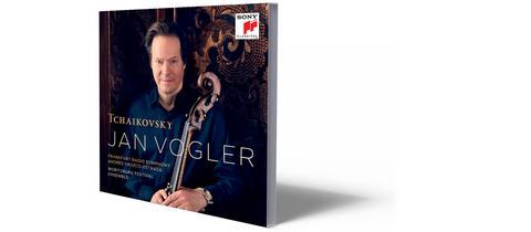 CD-Cover Vogler