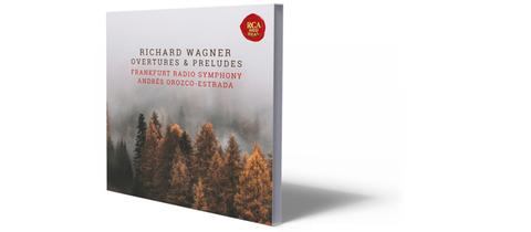 CD-Cover Wagner - Ouvertüren