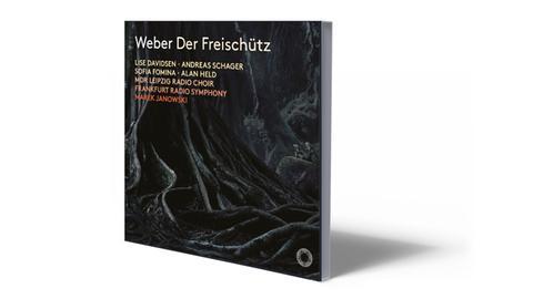 CD-Cover Weber - Der Freischätz