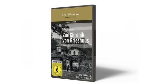 DVD-Cover Zur Chronik von Grieshuus
