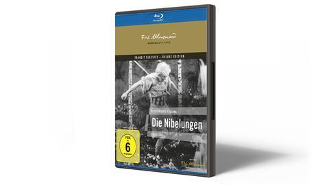 DVD-Cover Nibelungen