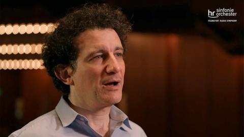 Alain Altinoglu - Grußwort 2021-2022