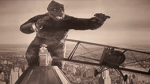 King Kong - Trailer