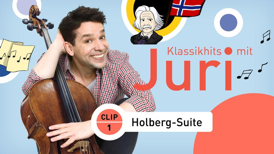 Holberg-Suite - 1