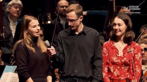 Junges Konzert: Daphnis-Moderation