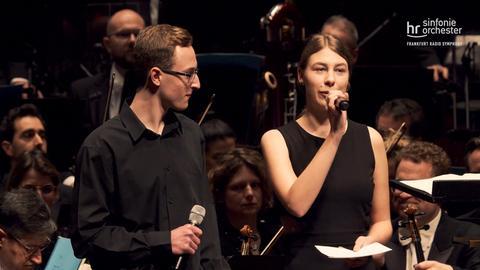 Junges Konzert: Goldene Hahn--Moderation