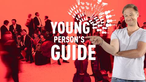 Young Person's Guide - Orchestergruppen