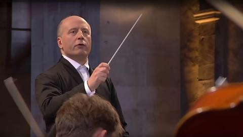 Mendelssohn: 1. Sinfonie