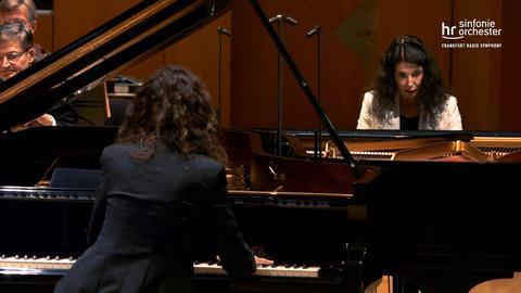 Dessner: Konzert für zwei Klaviere
