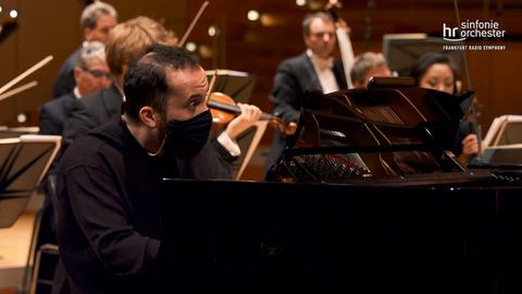 Mozart: Klavierkonzert B-Dur KV 595