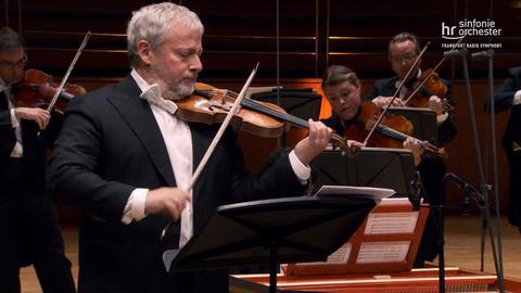 Scaccia: Violinkonzert
