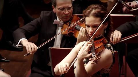 Hahn: Bruch: Violinkonzert