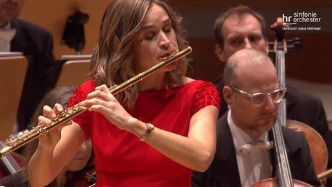 Calle_Clara Andrada de la: Ibert: Flötenkonzert
