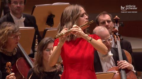 Calle_Clara Andrada de la: Nielsen: Flötenkonzert