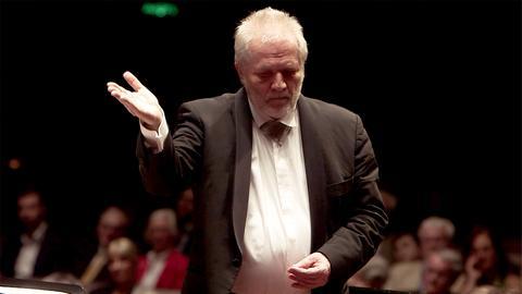 Eötvös: Liszt: Dante-Sinfonie