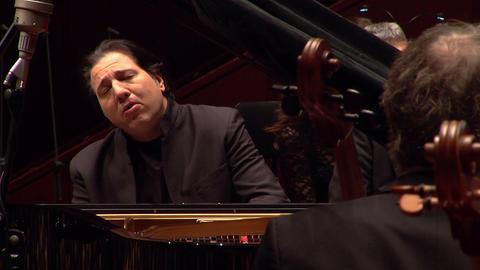 Say: Mozart: Klavierkonzert d-Moll KV 467