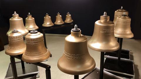 Glocken-Satz für das hr-Sinfonieorchester
