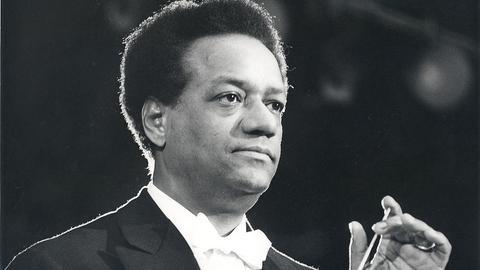Chefdirigent Dean Dixon