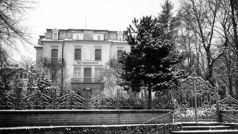 Das Funkhaus in Bad Nauheim