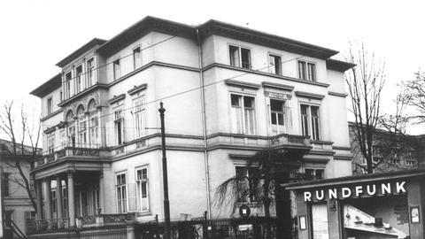 Funkhaus Eschersheimer Landstraße