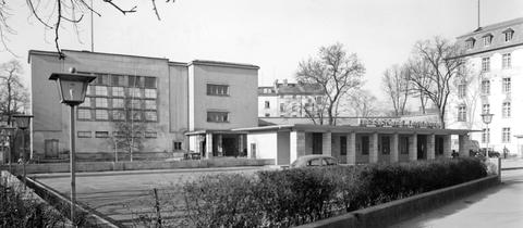 Hessische Rundfunk, Ende der 1940er Jahre