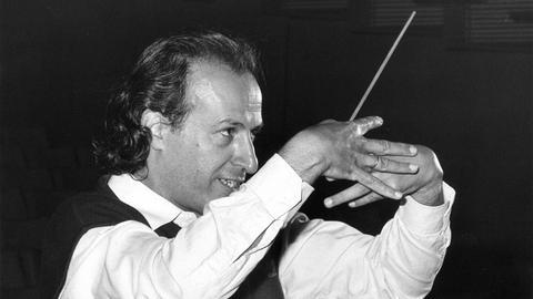 Eliahu Inbal in der Alten Oper