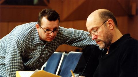 Mark-Anthony Turnage und John Scofield