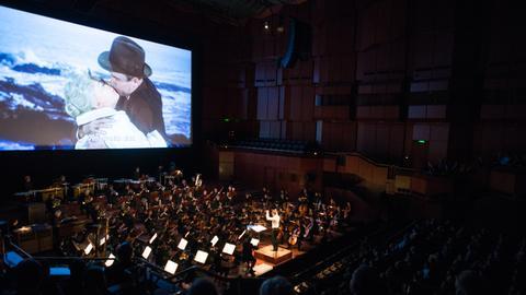 Musik und Film: Vertigo BG