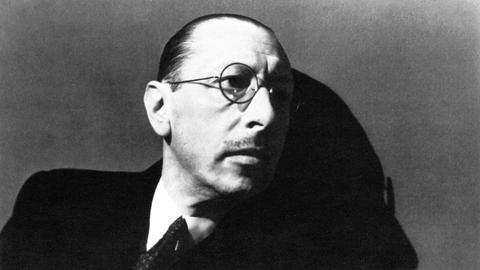Igor Strawinsky