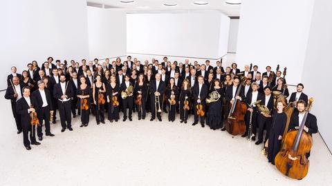 hr-Sinfonieorchester