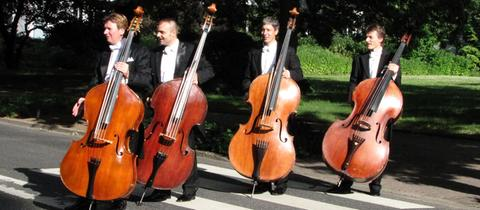 The Flying Basses