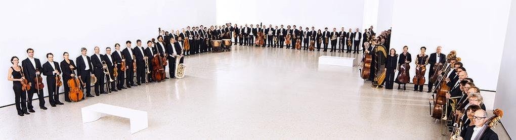 Banner Orchestermitglieder