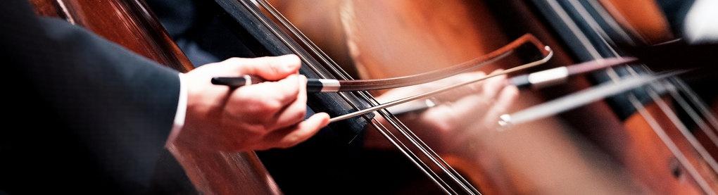 Orchester-Banner - Überblickseite
