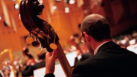 Orchester-News-Motiv